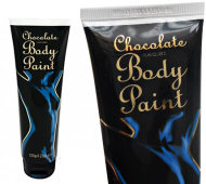 CHOCOLATE BODY PAINT 120gr/CHOCOLATE PINTAR CUERPO / INEDITFESTA