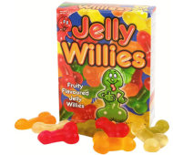 GOMINOLAS PENE SABORES / JELLY WILLIES / INEDITFESTA COMESTIBLE