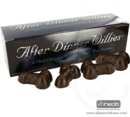 PENES DE CHOCOLATE RELLENOS DE MENTA - AFTER DINNER MINTS (90gr)