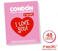 CONDÓN I LOVE YOU (EXP.48) INEDIT