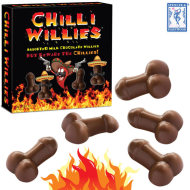 PENES CHOCOLATE CHILLI / CHOCOLATE CHILLI WILLIES / INEDITFESTA