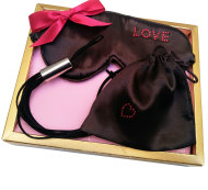 KIT FANTASIA AMA DOMINATRIX PEDRERIA LOVE COLOUR CHOCOLAT / PLAERS URBANS